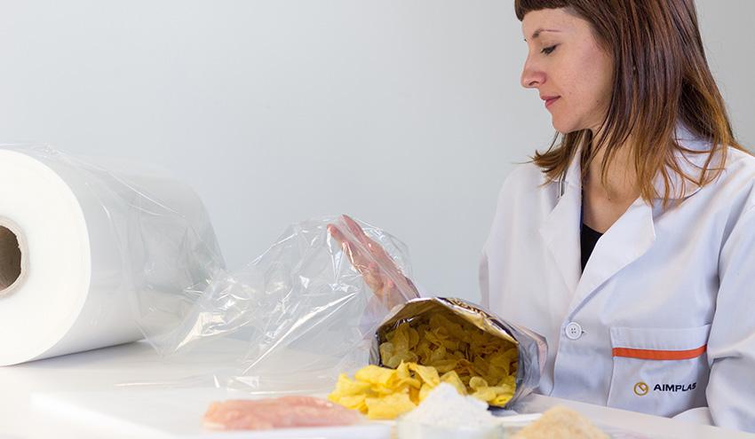 REFUCOAT ha permitido el desarrollo de sistemas de envasado reciclables para alimentos