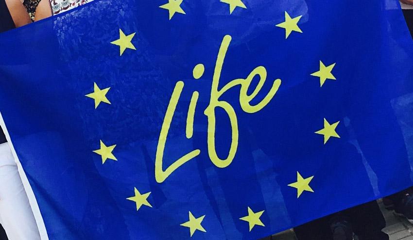 El programa LIFE estará dotado con 5.400 millones de euros hasta 2027