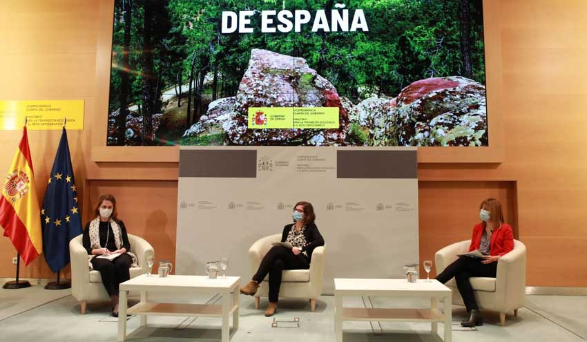 España aumenta su superficie protegida y reduce sus emisiones de gases de efecto invernadero