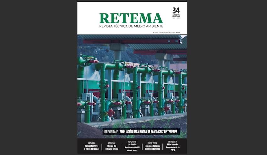 Lee ya la edición digital del número 228 Enero-Febrero de RETEMA