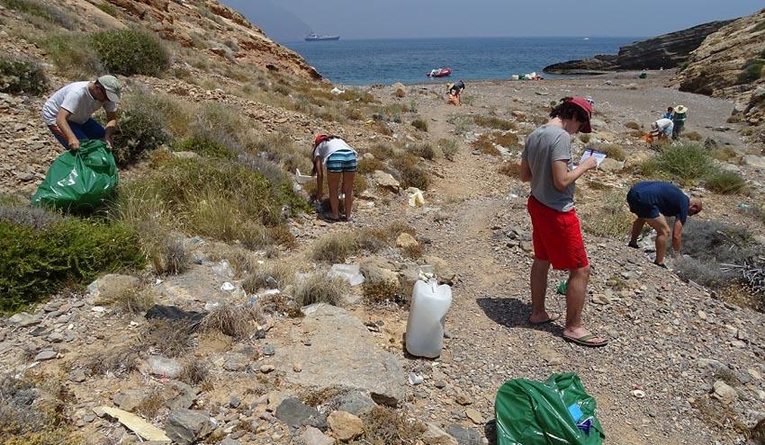Comienza la cuenta atrás para acabar con la basuraleza de las costas con '1m2 por las playas y los mares'