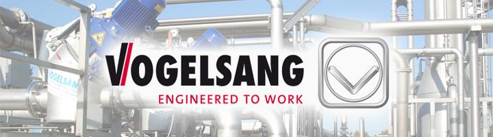 Vogelsang presentará en SMAGUA sus últimas novedades en equipos para plantas de tratamiento y depuración de aguas residuales
