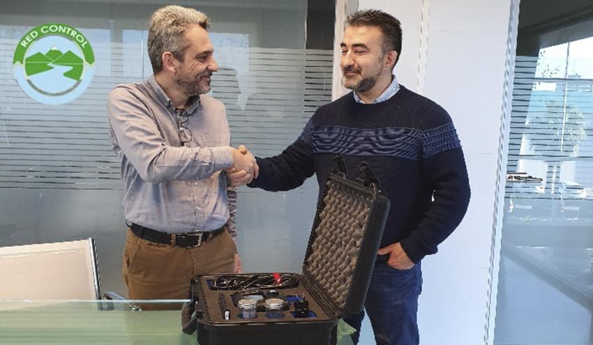 La empresa Red Control adquiere para sus depuradoras equipos de BILANZ QUALITAT