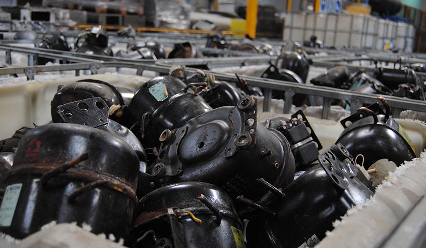 ERP gestiona un 17,7% más de residuos de aparatos eléctricos y electrónicos en 2020