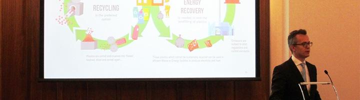 """Martin Engelmann de PlasticsEurope: """"El aprovechamiento de los residuos es un factor clave para la economía circular"""""""