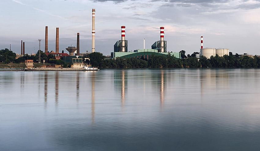 El reto del agua en la producción de energía eléctrica