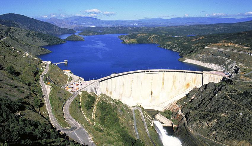 El año hidrológico arranca en la Comunidad de Madrid con los embalses 8 puntos por encima de la media