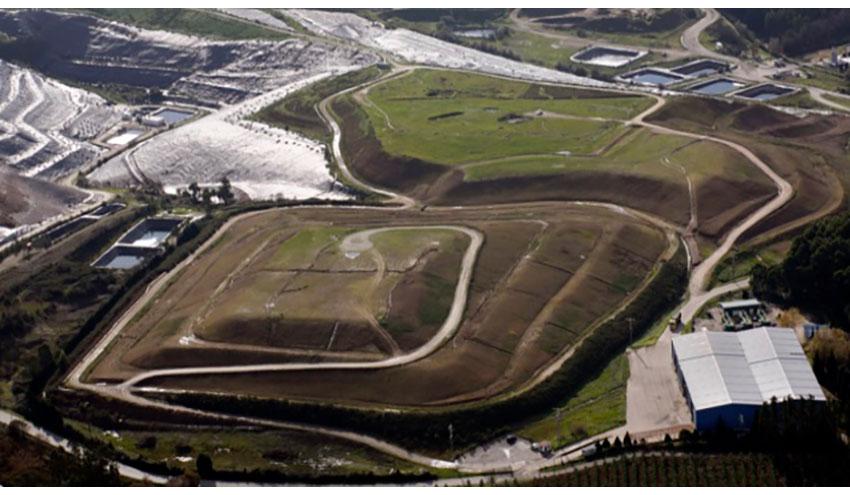 Sogama licita la gestión integral de su vertedero de Areosa por 41 millones de euros