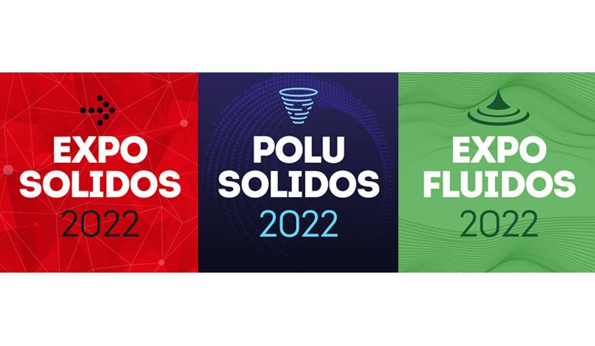 EXPOSOLIDOS, POLUSOLIDOS y EXPOFLUIDOS se celebrarán en febrero de 2022