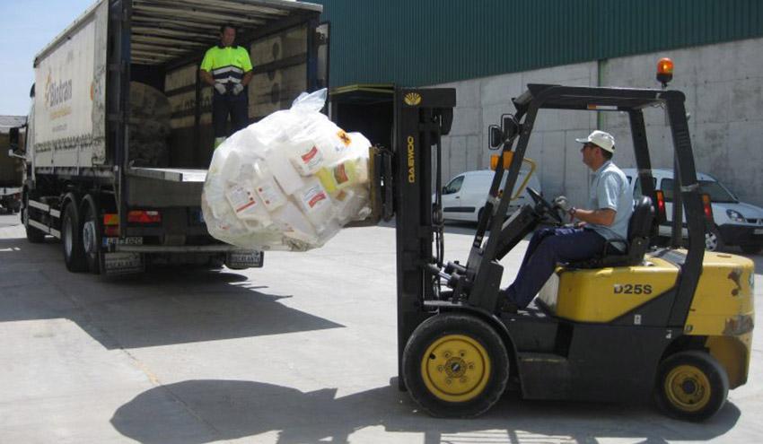 Los puntos de recogida también pueden ganar premios mediante los kilos de envases entregados a SIGFITO