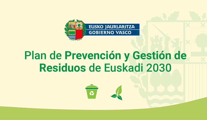 El País Vasco reducirá en un 85% el vertido de residuos para el año 2030