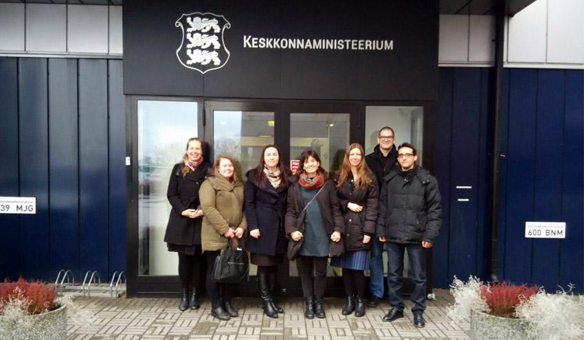 Expertos de la ACA participan en la revisión del Plan de gestión del agua de Estonia