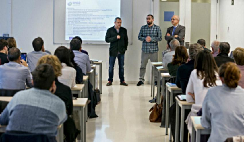 SUEZ Water Spain, encargada del primer workshop colaborativo del proyecto BINGO