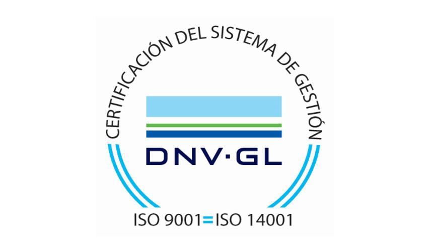 DEPLAN certifica su sistema de gestión medioambiental