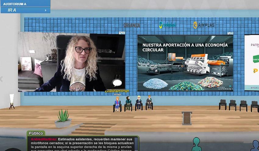 """TOMRA Sorting Recycling participa en el webinario de la V Jornada """"Plásticos y economía circular"""""""