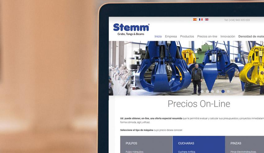 Stemm presenta su potente herramienta de precios online