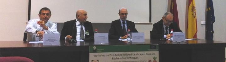 Cincuenta investigadores y expertos de distintos países analizan en Cartagena la recuperación de los suelos mineros