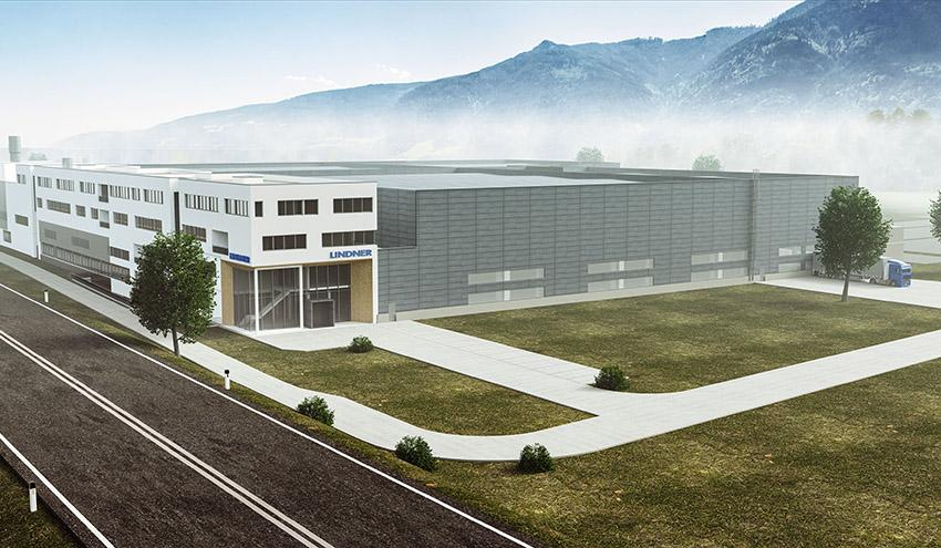 Lindner Recyclingtech duplicará su capacidad con una nueva sede