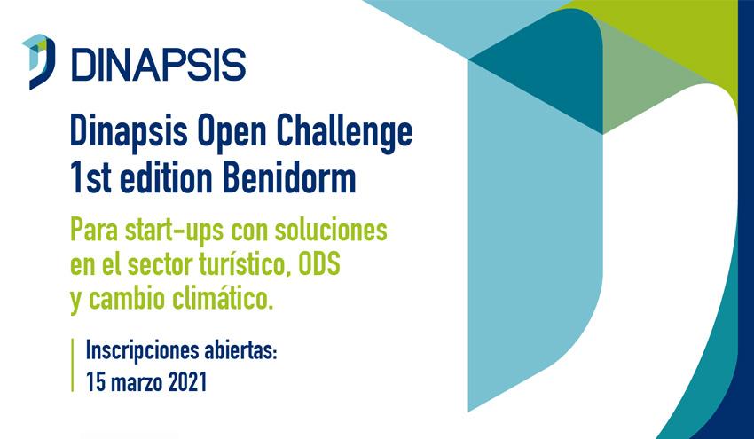 DINAPSIS busca soluciones sostenibles para el sector turístico a través de un programa de innovación abierta