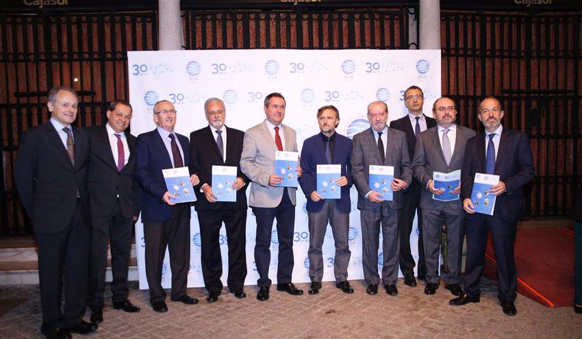 ASA Andalucía conmemora su 30 aniversario en una jornada de análisis sobre situación y retos del sector