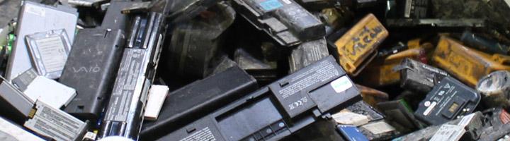 El 90% de un teléfono móvil es reutilizable, según el estudio sobre la reciclabilidad de los RAEE de Recyclia y Recybérica Ambiental