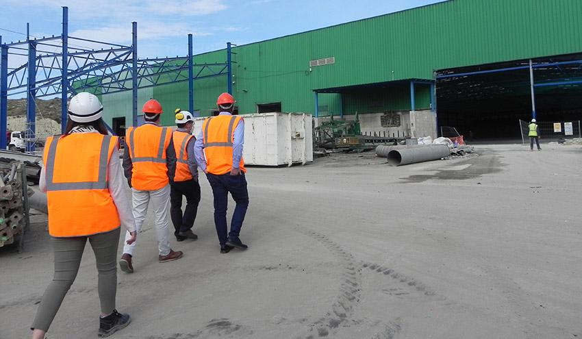 Comienzan las obras de mejora de la planta de tratamiento de residuos de El Campello