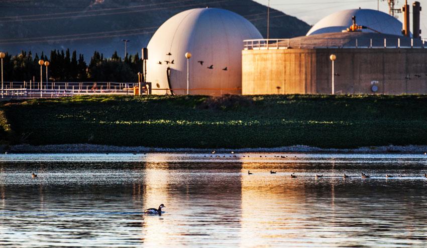 SUEZ lleva a la COP25 su proyecto para convertir las depuradoras en infraestructuras verdes