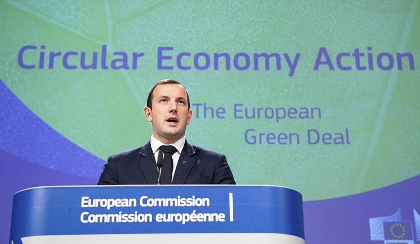 La Comisión Europea presenta el nuevo Plan de Acción de Economía Circular