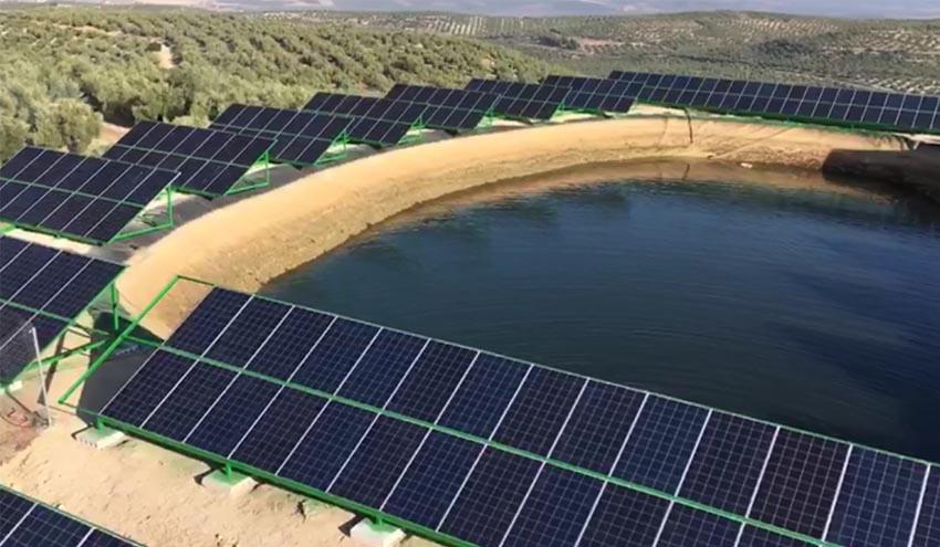 WEG facilita el sistema de bombeo solar de la comunidad de regantes Pijuela-Cercado de Ibros
