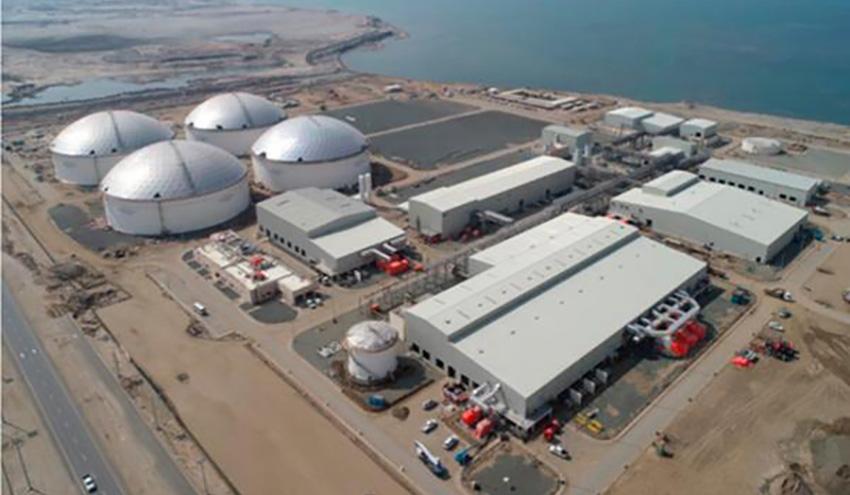 Aqualia gestionará el abastecimiento de agua de una de las mayores áreas industriales de Arabia Saudí