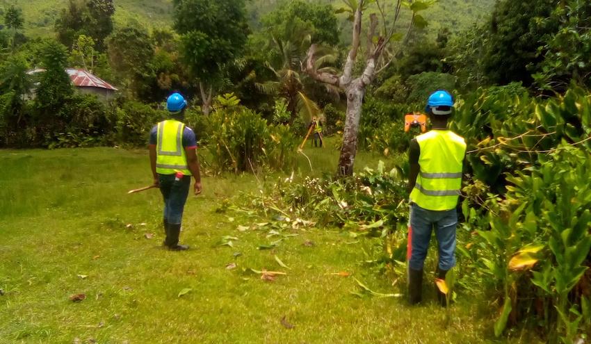 Incatema instala un avanzado sistema de bombeo solar fotovoltaico en L'Azile, Haití