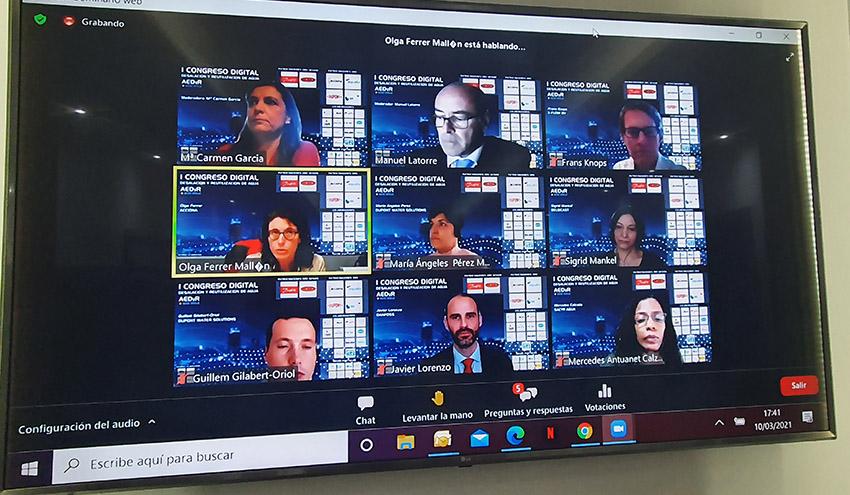 La Sesión II del Primer Congreso Digital de AEDyR se cierra con interesantes debates y casi 900 inscritos