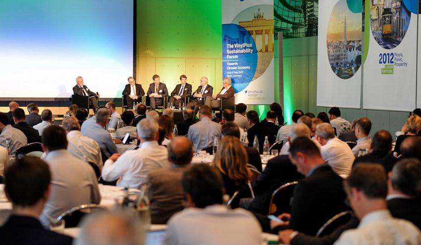 VinylPlus Sustainability Forum 2017: la industria del PVC mira hacia la Economía Circular