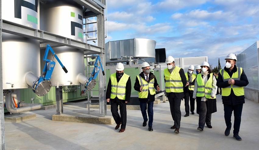 Nedgia ultima una instalación de inyección de gas renovable de vertedero en Cerdanyola del Vallés
