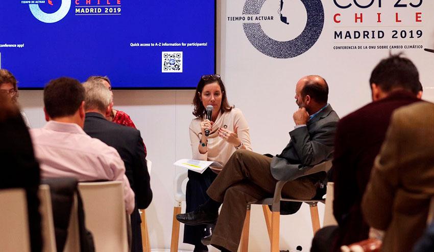 SUEZ presenta en la COP25 su apuesta por la reutilización del agua y los proyectos desarrollados en Barcelona