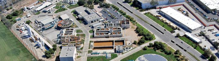 United Water, filial de Suez Environnement, renueva el contrato de gestión de la planta de reutilización de agua más importante de EEUU
