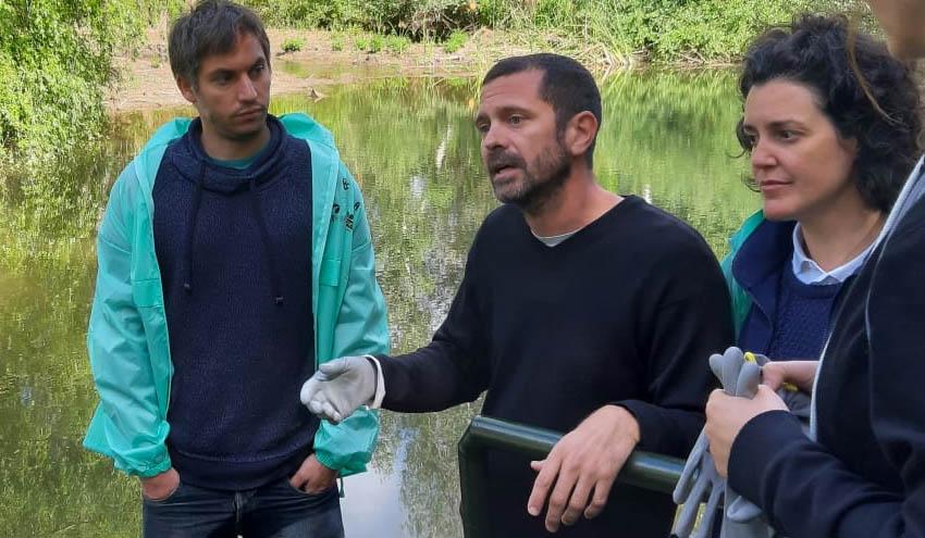 El proyecto LIBERA da un paso más: caracterizará microplásticos en ríos