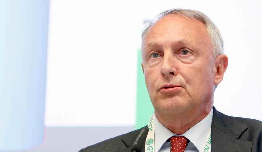 """Jean-Pierre Hannequart: """"Necesitamos innovación en materia de productos y procesos industriales"""""""