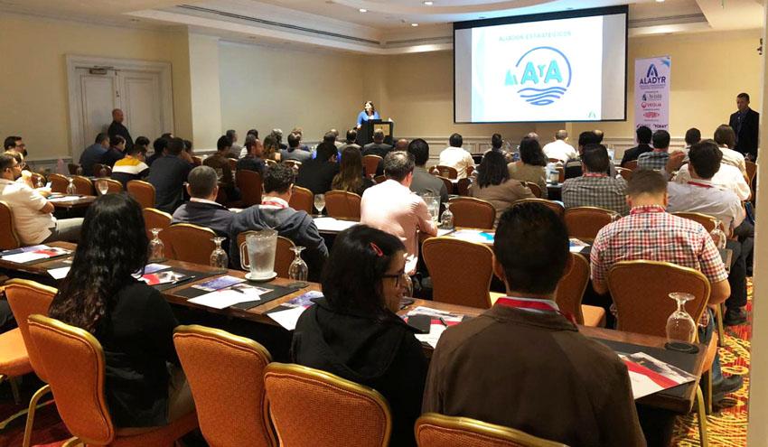 ALADYR reúne a expertos de 12 países en su seminario de desalinización y tratamiento de agua de San José