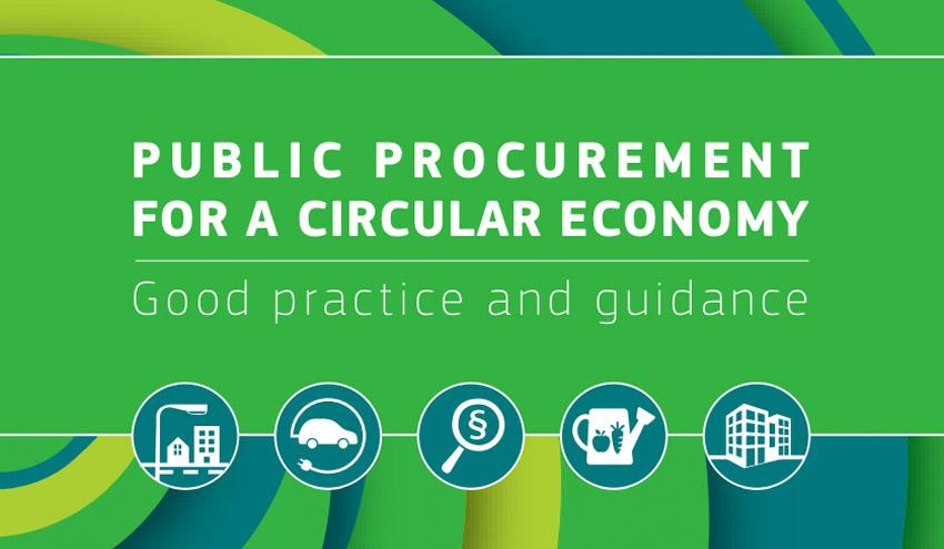 La Comisión Europea lanza un nuevo informe sobre contratación pública verde para una economía circular
