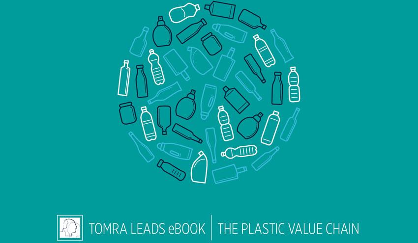 El nuevo eBook de TOMRA muestra cómo la cadena de valor del plástico puede reducir los residuos de plástico