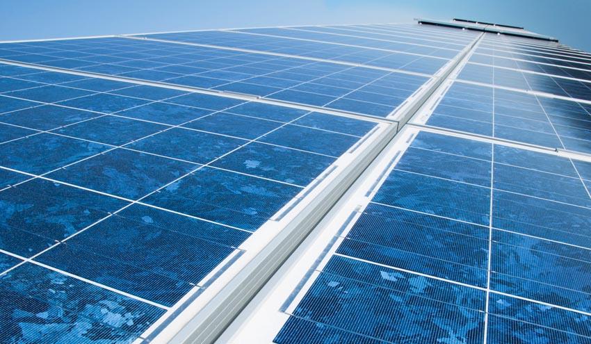El reciclaje de paneles fotovoltaicos permite recuperar más del 88% de sus materiales