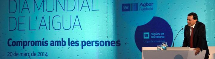 Agbar presenta sus acciones de compromiso con la sociedad en el marco de la celebración del Día Mundial del Agua