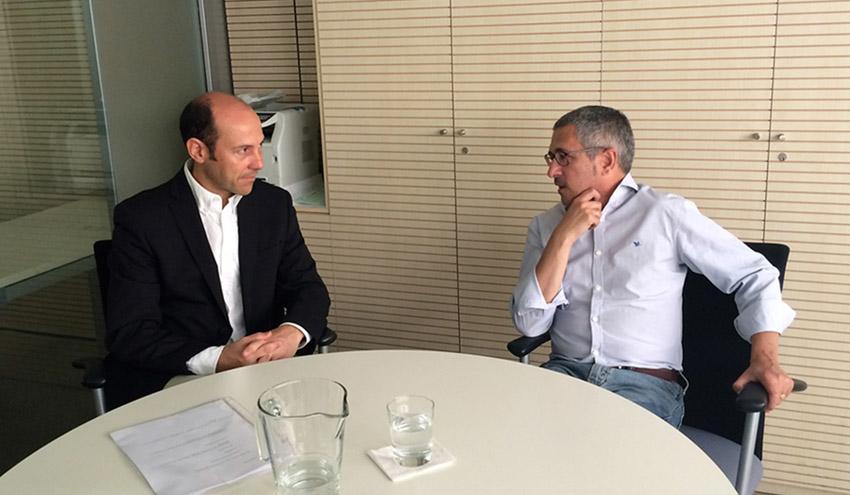 ASEGRE traslada sus inquietudes al nuevo Secretario Federal de Ordenación del Territorio y Sostenibilidad del PSOE