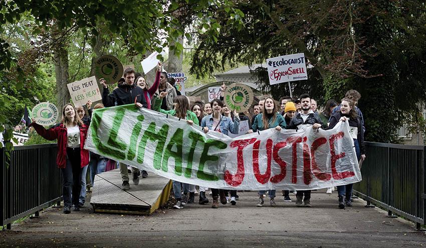Abordar la crisis climática exige un Derecho global
