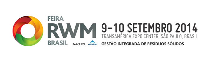 RWM Brasil congregará en septiembre a expertos de todo el mundo en la gestión de los residuos sólidos