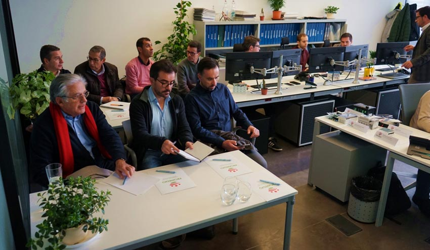 Águas do Algarve estudia la implantación de sistemas de telecontrol junto a Promedio