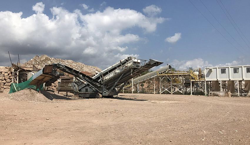 La Comunidad Valenciana regulará el uso de los áridos reciclados