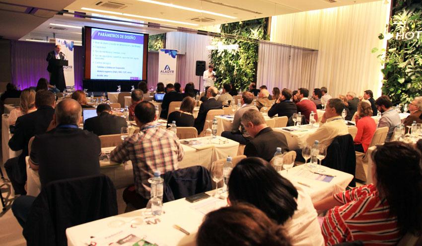 Bogotá, punto de encuentro para profesionales del agua a nivel mundial