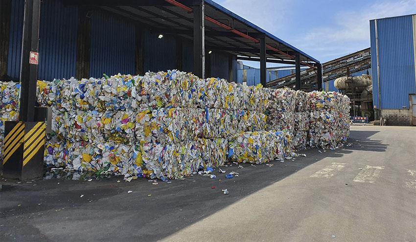 El reciclaje de envases ligeros en el modelo Sogama sigue creciendo con un 20% en septiembre